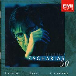 Sonate pour piano en fa dièse min op 11 : Introduzione, allegro vivace - CHRISTIAN ZACHARIAS