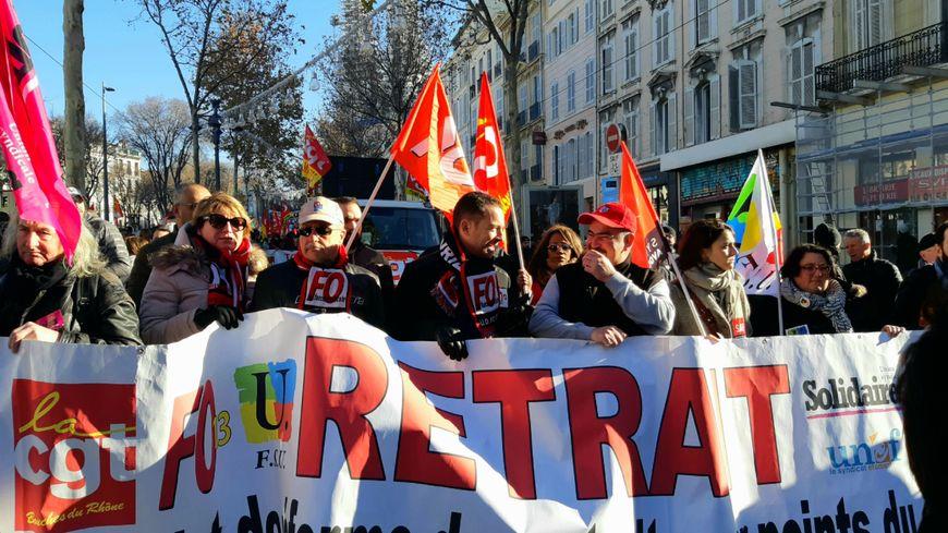Les syndicats réclament le retrait du projet de réforme des retraites