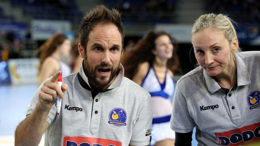 Manu Mayonnade et son adjointe Ekaterina Andryushina sont devenus champions du monde avec la sélection néerlandaise le 16 décembre dernier (photo d'archive).