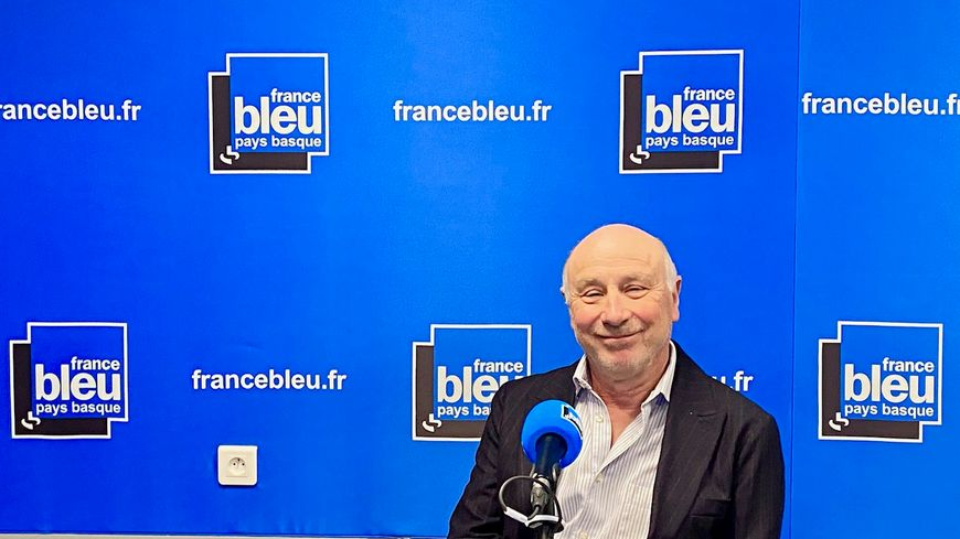 """Le photographe Claude Nori, créateur du festival """"Biarritz Terre d'images"""" et de """"Revista"""""""