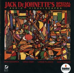 Brown Warm & Wintery - Jack Dejohnette