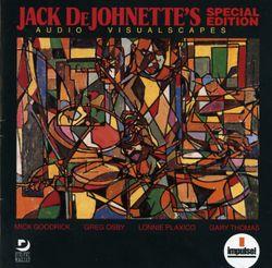 Brown Warm & Wintery - JACK DEJOHNETTE