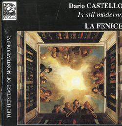 Sonate nº16 pour 2 violons alto violoncelle 2 cornets 2 sacqueboutes et basse continue - LA FENICE