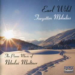 Melodies oubliées op 39  - pour piano / integrale : meditazione op 39 n°1 - EARL WILD
