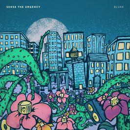 "Pochette de l'album ""Sense the urgency"" par Bluke"