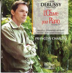 PAGE D'ALBUM / POUR PIANO - FRANCOIS CHAPLIN