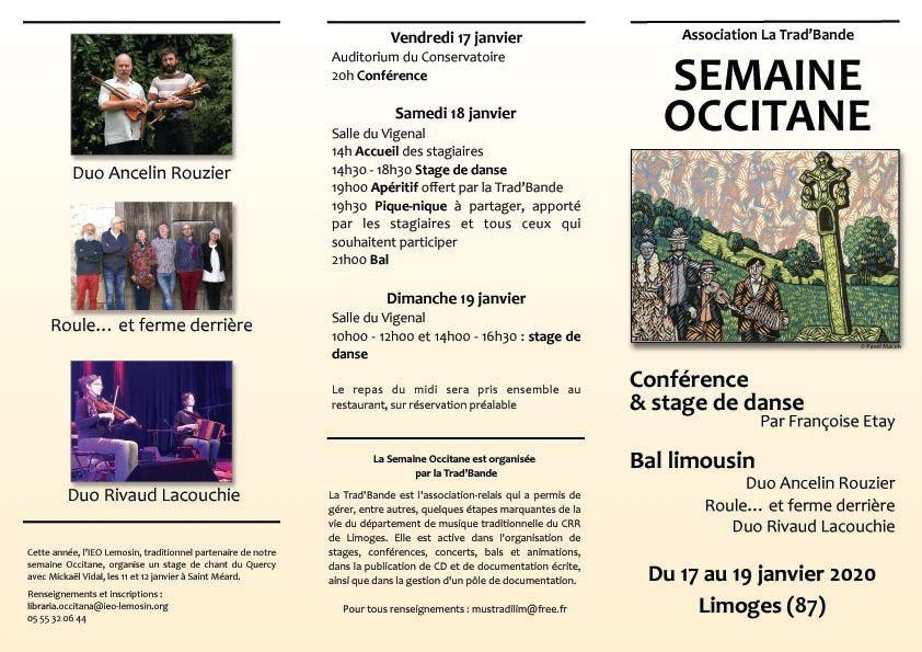 semaine occitane