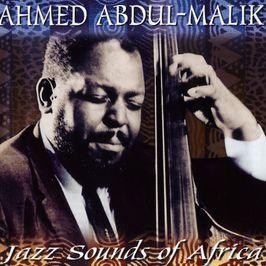 """Pochette de l'album """"Jazz Sounds of Africa"""" par Ahmed Abdul Malik"""