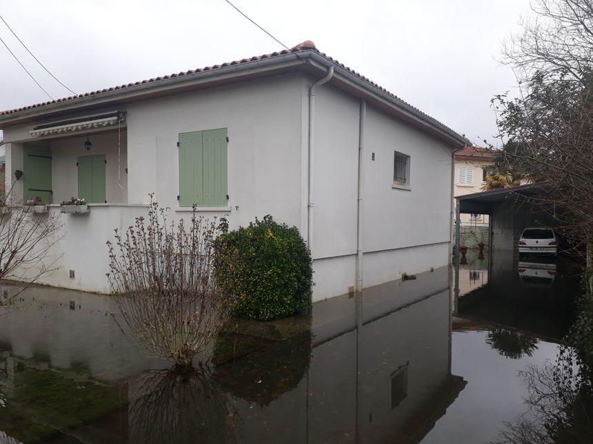 Plusieurs maisons rue Pont Amillon sont fermées