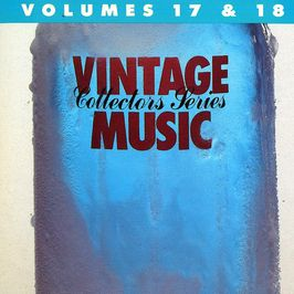 """Pochette de l'album """"Vintage music /Collector's series volumes 17 & 18"""" par The Impressions"""