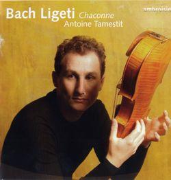 Partita n°2 en ré min BWV 1004 : Gigue - arrangement pour alto - ANTOINE TAMESTIT