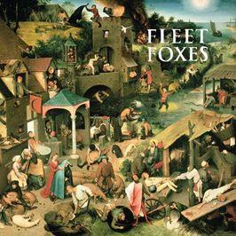 """Pochette de l'album """"Fleet foxes"""" par Fleet Foxes"""