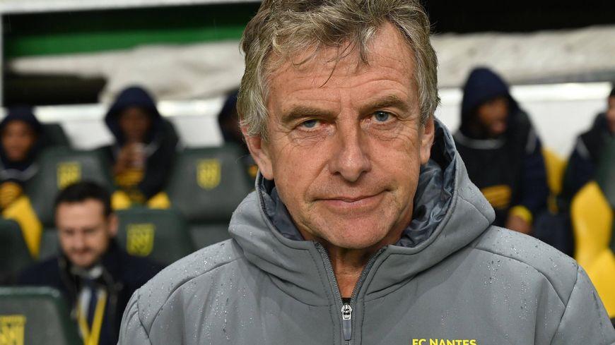 L'entraîneur Christian Gourcuff a un bilan positif avec le FC Nantes : 10 victoires, 2 nuls et 9 défaites.