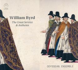 The great service : 1. Venite - pour choeur mixte et orgue - CHRISTIAN WILSON