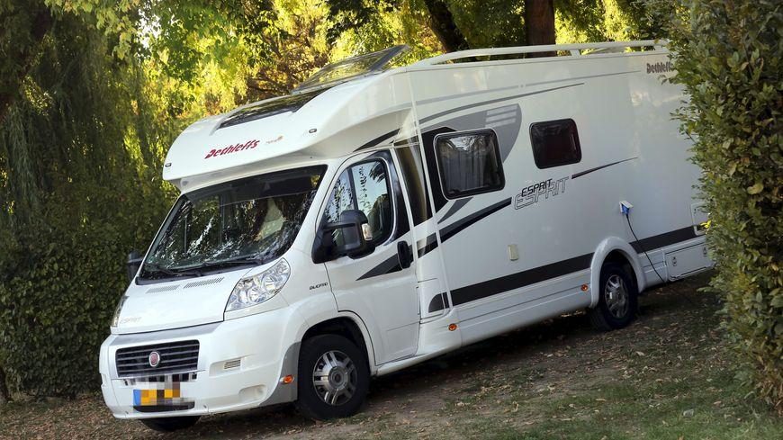 Camping-car - Photo d'illustration