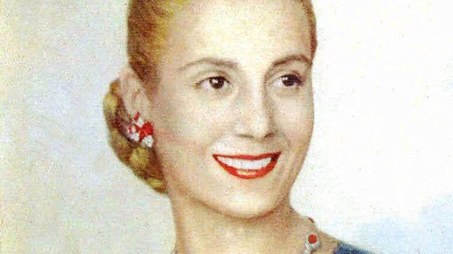 L'histoire d'Éva Perón débute au Pays Basque !
