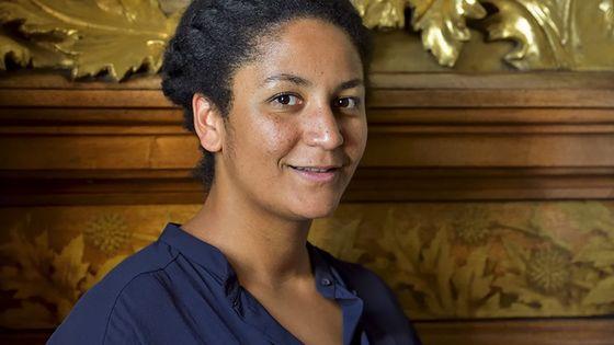 Sarah Koné est la créatrice et directrice de la Maîtrise populaire de l'Opéra comique