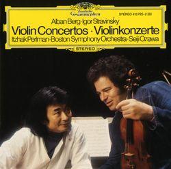 Concerto en Ré Maj : Capriccio - Itzhak Perlman