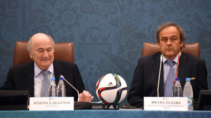 Michel Platini a reçu cette somme de la part de l'ancien président de la FIFA, Sepp Blatter, en 2011.