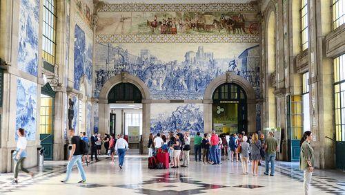 Épisode 7 : Un automne portugais à Porto, Coimbra, Aveiro...