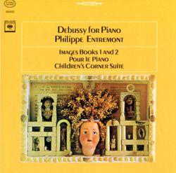 Images Livre I L 105 (110) : 3. Mouvement - pour piano - PHILIPPE ENTREMONT