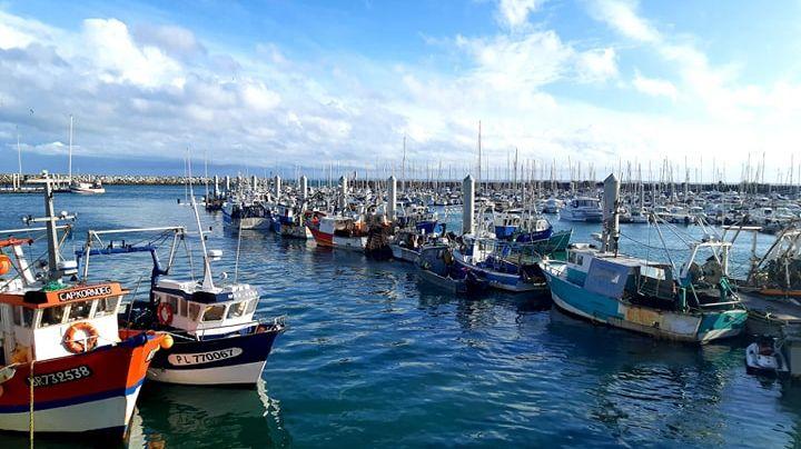 Port de pêche de Saint-Quay-Portrieux