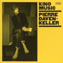 """Pochette de l'album """"Kino music"""" par Pierre Daven Keller"""
