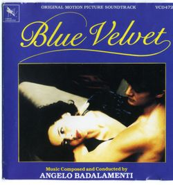 Main title - Angelo Badalamenti