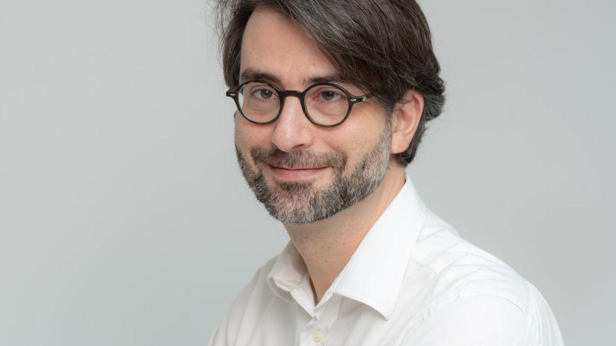 Le conseiller départemental Antoine Delaunay, 45 ans, lance une liste pour les élections municipales à Avranches en mars 2020
