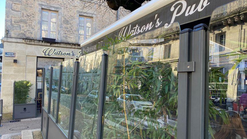 """Le Watson's Pub à Périgueux offre une boisson non alcoolisée à tous les """"Sam"""" qui ne boiront pas pour ramener tout le monde"""