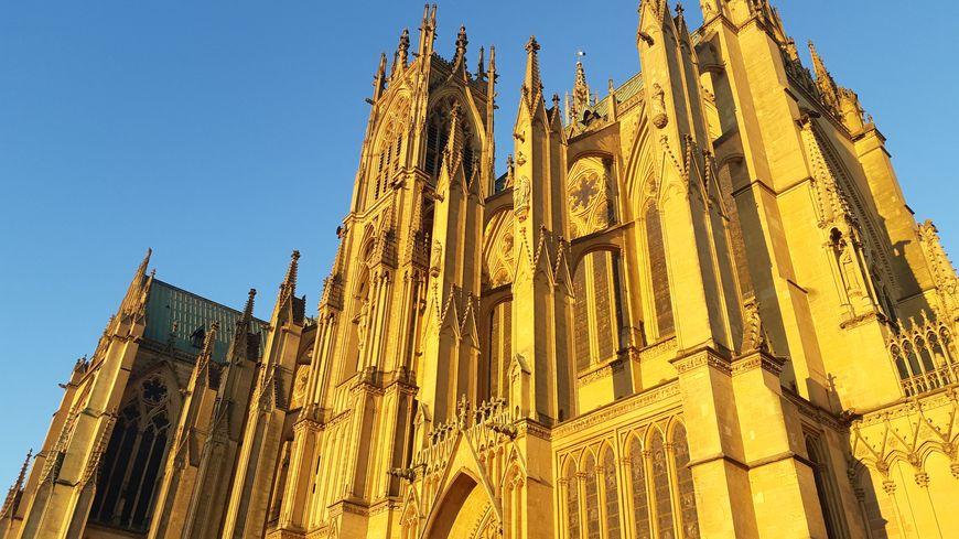 cathédrale de Metz tour du chapitre