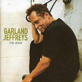 """Pochette de l'album """"I'm alive"""" par Garland Jeffreys"""