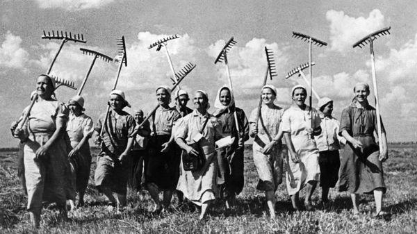 La tradition musicale des femmes en Russie