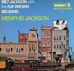 Uh huh - MILT JACKSON, RAY BROWN BIG BAND
