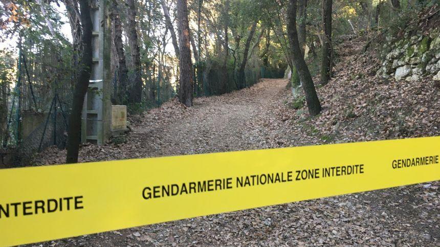 Le corps de la femme de 37 ans a été retrouvé dans le parc de la Valmasque mercredi 25 décembre vers 10 heures