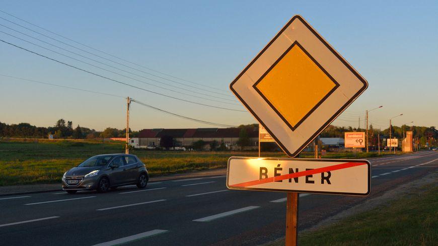 La zone commerciale de Béner devrait tenir sur 35 hectares.