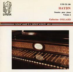 Sonate nº39 en Ré Maj Hob XVI : 24 pour piano : Allegro - CATHERINE COLLARD