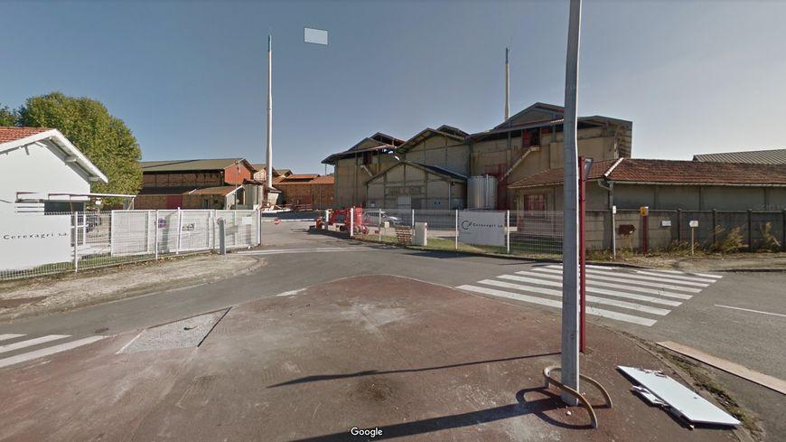 L'usine Cerexagri, à Bassens.