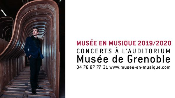 Musée en Musique, la saison musicale du musée de Grenoble