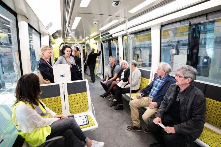25 nouvelles rames CityVal circuleront sur la ligne b du métro