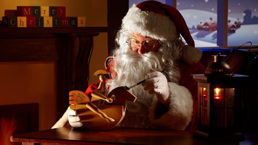 L'Atelier du Père Noël du lundi au vendredi à 16h10 sur France Bleu Normandie