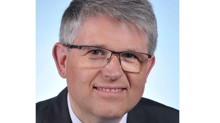 Le député Patrick Hetzel