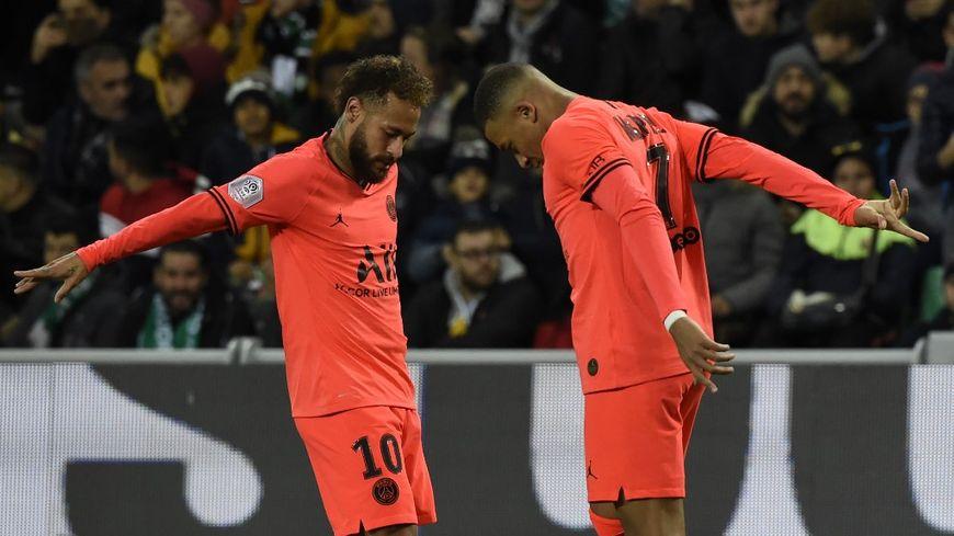 Le PSG de Neymar et Mbappé déjà sacré champion d'automne