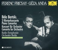Concerto nº2 : allegro molto - pour piano et orchestre - GEZA ANDA