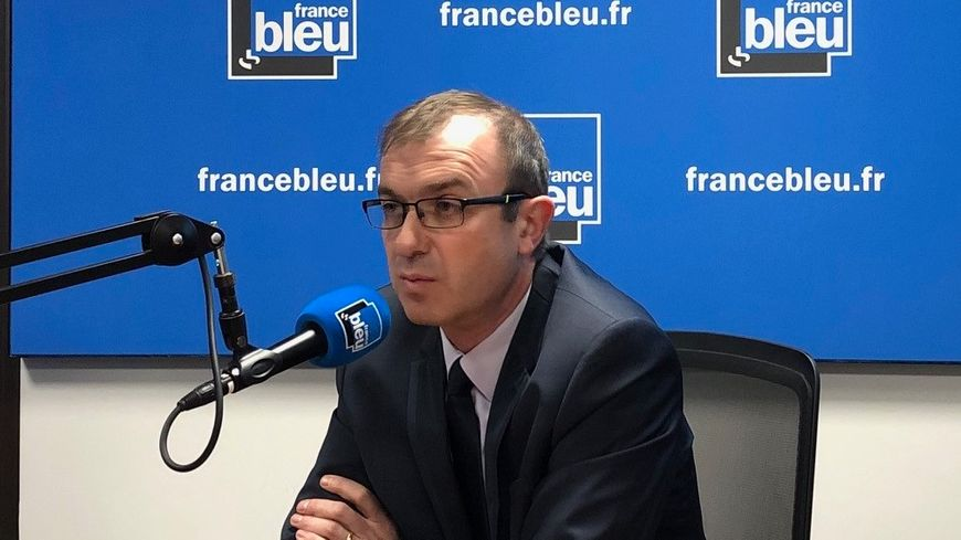Jérôme Lopez, président de la CPME Isère