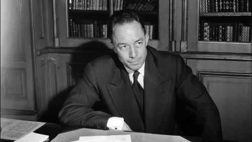 Épisode 5 : La vertu du silence pour Camus