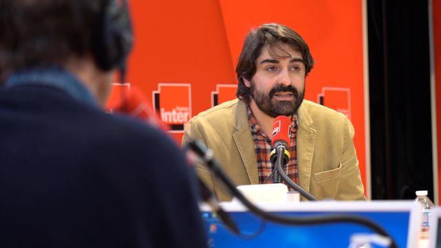 Fabrice Arfi, responsable des enquêtes à Mediapart