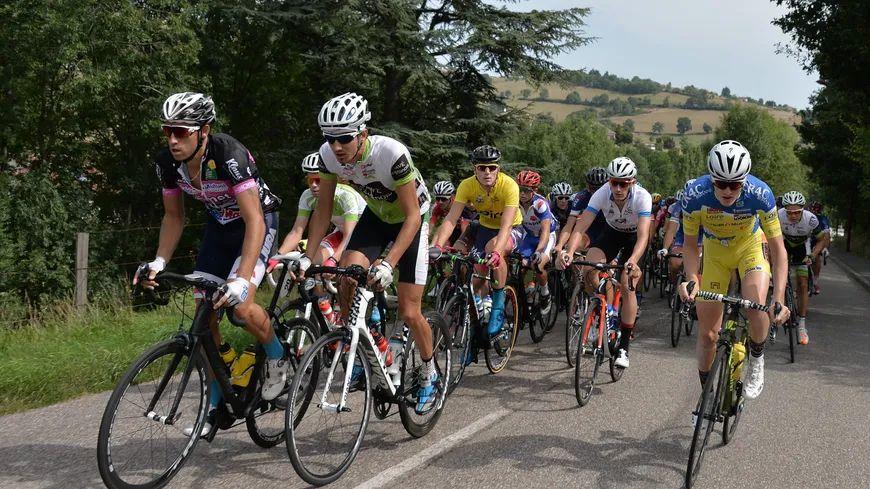 Cette année a eu lieu la 27e édition du Tour Loire Pilat Forez.