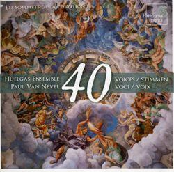Psaume 90 : Qui habitat - pour choeur mixte a cappella à 24 voix - PAUL VAN NEVEL