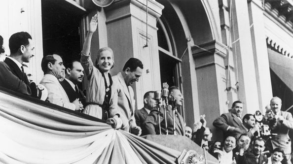Éva Perón, un destin hors du commun